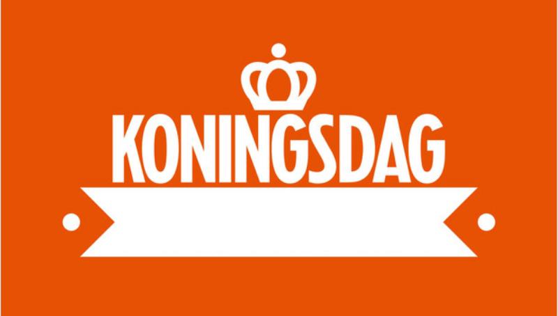 Afbeeldingsresultaat voor koningsdag 2020 logo