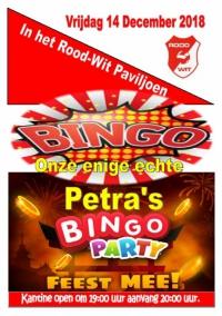 Petra's Bingo Party